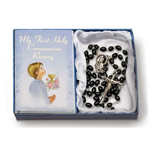 My First Holy Communion Rosary Boy