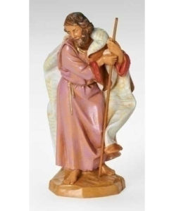 "Joseph Holy Family Figure for Fontanini® 7 ½"" Collection"