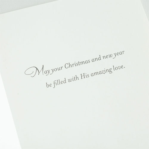 Roy Lessin - Love So Amazing   18 Premium Boxed Christmas Cards, KJV