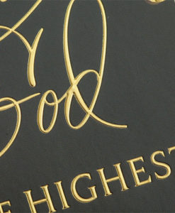 Glory to God in the Highest | 18 Premium Christmas Boxed Cards, KJV