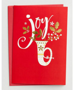 Joy | 18 Boxed Christmas Cards