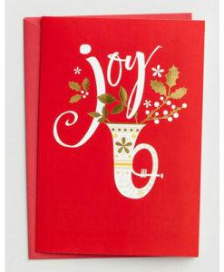 Joy | 18 Boxed Christmas Cards