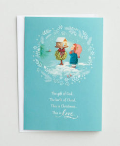The Gift of God | 18 Christmas Boxed Cards