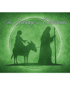 Celebrate His Birth | 12 Christmas Boxed Cards, KJV Scriptures