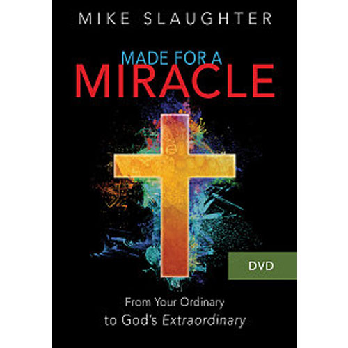 Made for a Miracle | DVD
