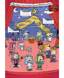 Peanuts Christmas - Advent Calendar