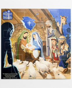 The Shepherd On The Search - Advent Calendar