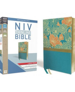 NIV Thinline Bible Comfort Print | Large Print | Red Letter