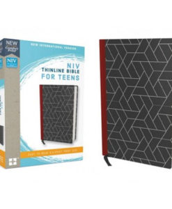NIV Thinline Bible for Teens Comfort Print | Red Letter
