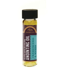 Anointing Oil - Frankincense and Myrrh in Various Sizes