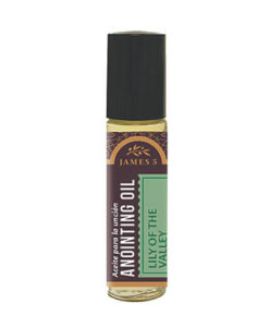 Anointing Oil - Lily of the Valley in Various Sizes