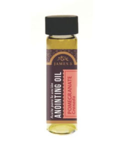 Anointing Oil - Pomegranate in Various Sizes