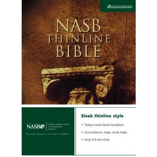 NASB - Thinline Bible | Hardcover