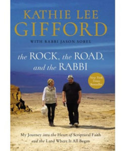 The Rock, The Road, And The Rabbi | Kathie Lee Gifford , Rabbi Jason Sobel