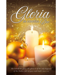 Gloria in excelsis Deo Christmas 2018 Bulletin