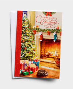 A Warm & Cozy Christmas to You | 18 Christmas Boxed Cards