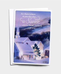 Christ the Lord | 18 Christmas Boxed Cards