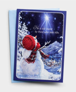 Found by Those Who Seek Him | 18 Christmas Boxed Cards