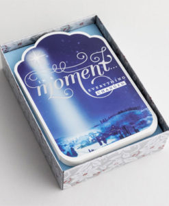 In a Moment | 18 Christmas Boxed Cards