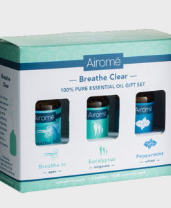 Breathe Clear Gift Set | Essential Oils