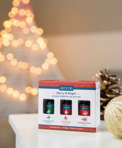 Merry and Bright Gift Set | Essential Oils
