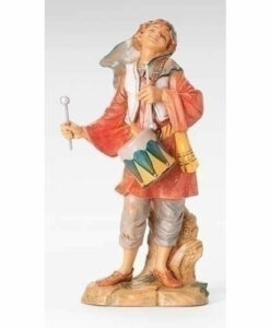 "Jareth Drummer Boy Village Figure for Fontanini® 12"" Collection"