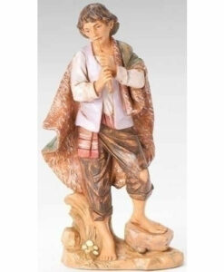 "Daniel Shepherd Village Figure for Fontanini® 12"" Collection"