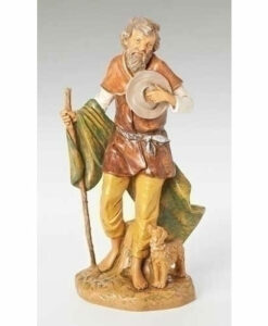 "Abraham Village Figure for Fontanini® 12"" Collection"
