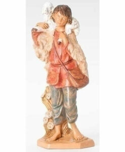 "Gabriel Shepherd Village Figure for Fontanini® 12"" Collection"