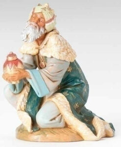 "Gaspar King Village Figure for Fontanini® 12"" Collection"