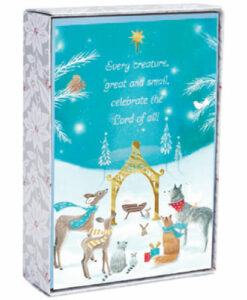 Every Creature | 18 Select Christmas Boxed Cards