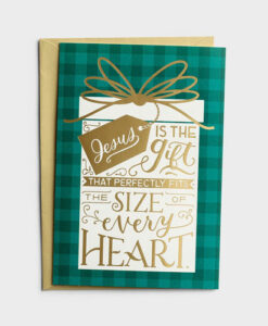 Jesus Is The Gift | 18 Select Collection Christmas Boxed Cards