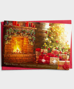 Warm Hearts | 18 Select Collection Christmas Boxed Cards