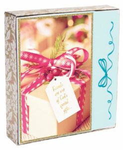 Friends Are Special Gifts | 18 Premium Christmas Boxed Cards