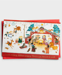 Operation Christmas Child - Children Singing   18 Christmas Boxed Cards