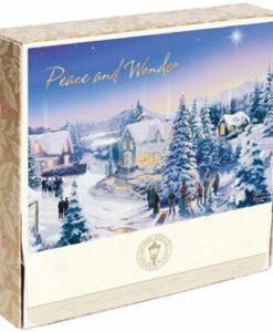Christmas Song - Thomas Kinkade   18 Christmas Boxed Cards