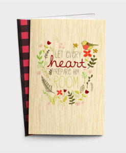 Let Every Heart Prepare | 18 Premium Christmas Boxed Cards