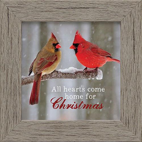 Cardinals Framed Art