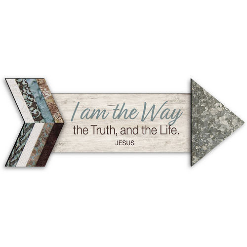 Pathways Magnet | I Am The Way