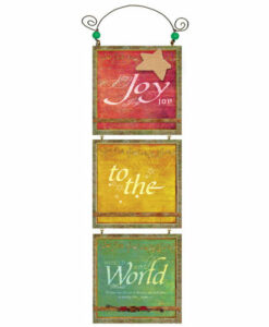 You're My Star Triple Plaque | Joy To The World
