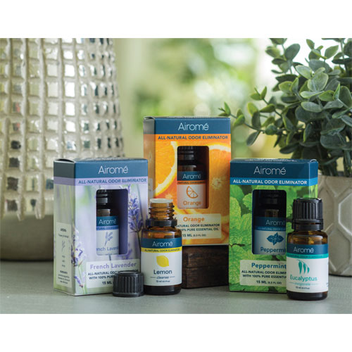 Essential Oil Odor Eliminator