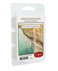 Island Paradise 2.5 oz Odor Eliminating Melts