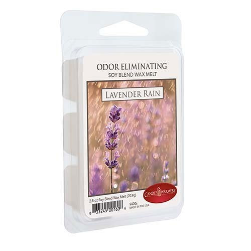 Lavender Rain 2.5 oz Odor Eliminating Melts