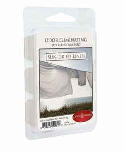 Sun-Dried Linen 2.5 oz Odor Eliminating Melts