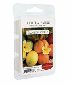 Tropical Citrus 2.5 oz Odor Eliminating Melts