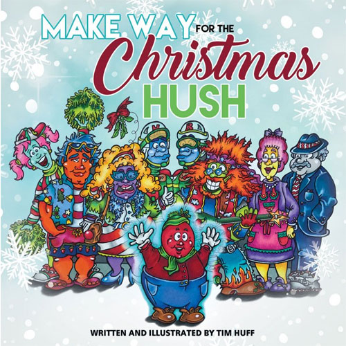 Make Way for the Christmas Hush