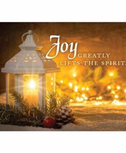 Christmas Lanterns | 12 Christmas Boxed Cards