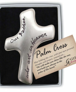 Palm Prayer Cross | Our Father Who Art In Heaven