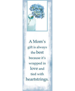 Bookmark A Mom's Gift with Tassel