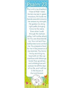 Bookmark Psalm 23